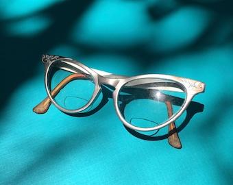 Cat Eye Glasses, Cat Eye Glasses Frames, ArtCraft Cat Eye Glasses, Vintage Cat Eye Glasses, Vintage Eyeglasses, Vintage Eyewear, Rockabilly