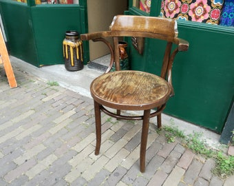 Thonet bistro chairs