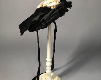 SALE Antique victorian hat