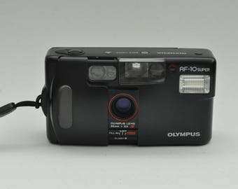 Olympus AF-10 Super Point and Shoot Camera