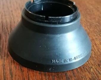 Vintage 30 mm Rubber Lens Hood for TLR or Rangefinder Camera Lens