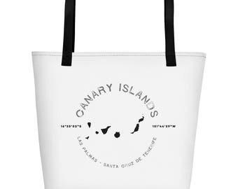 Canary Islands Beach Bag