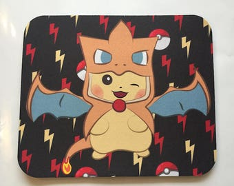 Pikazard Mousepad