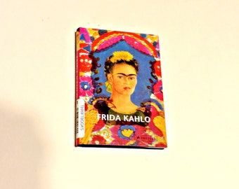 Frida Kahlo Mini Book, Prestel, Used Book, Art Paintings, Gift for Women, Gift for Men, Art Educational Book