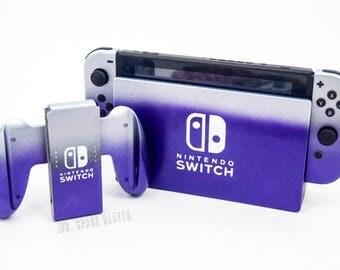 Pearl Void Nintendo Switch & Joy Con