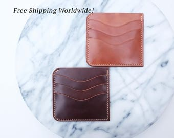 Shell Cordovan Wallet