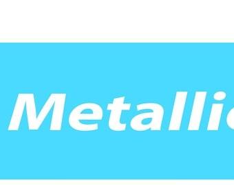 "Siser Iron On Metallic 20"" x 12"""