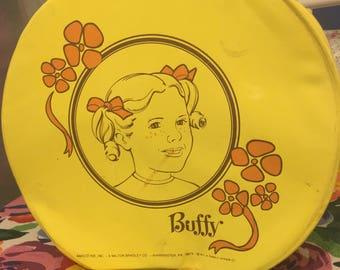 1971 Milton and Bradley Family Affair Buffy Bag