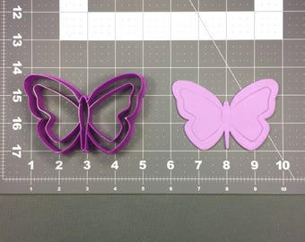 Butterfly 106 Cookie Cutter