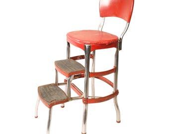 Machine Age Chair Etsy