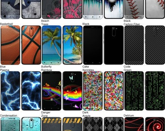 Choose Any 2 Designs - Vinyl Skins / Decals / Stickers for Blu Studio 6 Android Smartphone