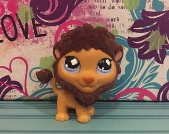 LPS fuzzy lion 809