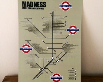 Madness - Made in Camden Town NEW for 2018!!