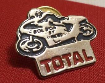Total , vintage 90s pin bike .