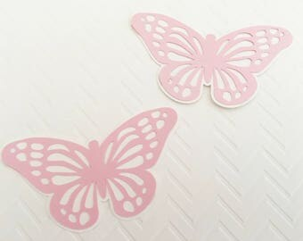 6 Paper Butterflies Butterfly Decor Flower Backdrop Flower Flower Decor Wedding Flowers Paper Decoration Party Decorations Party Supplies