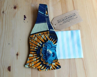 Self tie bow tie- Bowtie- Bow Tie and Pocket Square- Bow Ties for Men- African Print Bow Tie Mens Bowties- Wedding Bow Tie- Bowties- Bow Tie