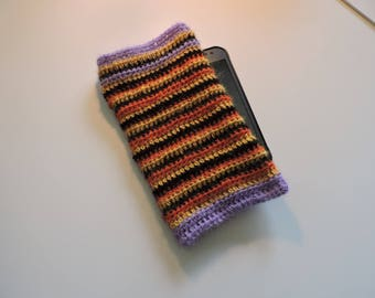 Case - soft Alpaca cell phone pouch