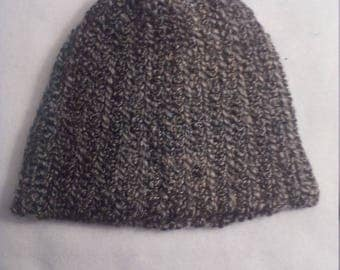 half price stocking hat in shades of grey