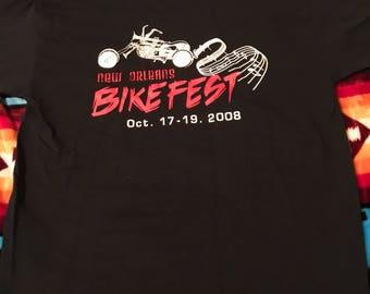 New Orleans bikefest shirt