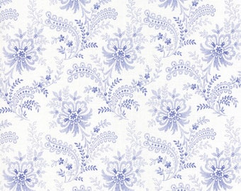 Moda Summer Breeze Quilt Fabric 1/2 Yard By Sentimental Studios - Ivory 32592 11