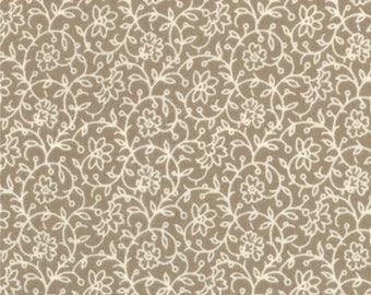 Moda Rouenneries Deux Quilt Fabric 1/2 Yard By French General - Roche 13607 13