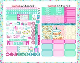 Mini Kit (It's My Birthday Collection)