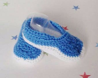 Baby Shoes, Custom Shoe, Baby Booties, Baby Shower Gift, Unisex Baby Sandals, Crochet Shoe, Soft Sole Shoe, Summer Baby Shoes, Toddler Shoe