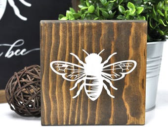Farmhouse Shelf Decor For Kitchen Shelf Decor Living Room Honey Bee Decoration Rustic Shelf Decor Mantle Decorations Farmhouse Gallery Wall