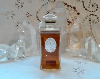 Roger & Gallet, Fleurs d'Amour, 60 ml. or 2 oz. Flacon, Pure Parfum Extrait, 1902, Paris, France ..