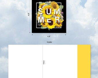 4 Season's Greetings - Summer