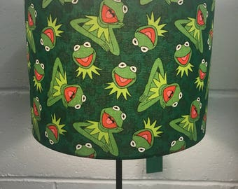 Kermit the Frog Print 30cm Lampshade