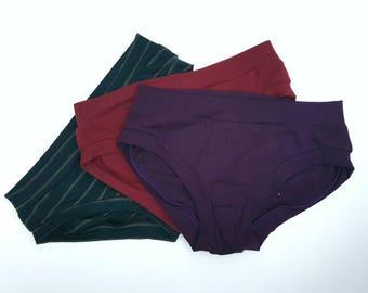 Organic Underwear Set - Organic Lingerie - Bamboo Lingerie Sets - Women's Underwear Sets - Bamboo Underwear - Organic Bamboo Underwear