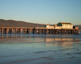Pier - Stock Photography, Digital Download, Photograph, Nature