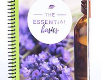 The Essential Life Spiral Bound Book - Essential Oil Bible - Doterra