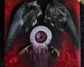 Eye Will Fly - Made With Real Pigeon Remains