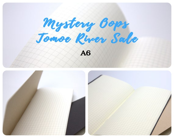 Oops 1 Insert A6 Tomoe River Inserts Mystery Oops Grab Bag Sale 1 Tomoe River Insert Random Oops Up to 75% Off A6 Size
