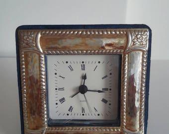Silver Dresser alarm clock 70 years
