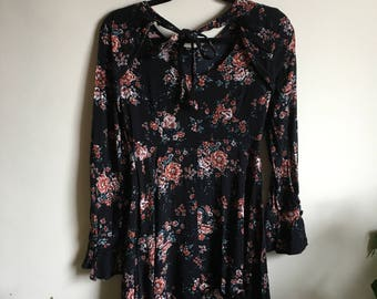 Vintage 1990s Grunge Dress