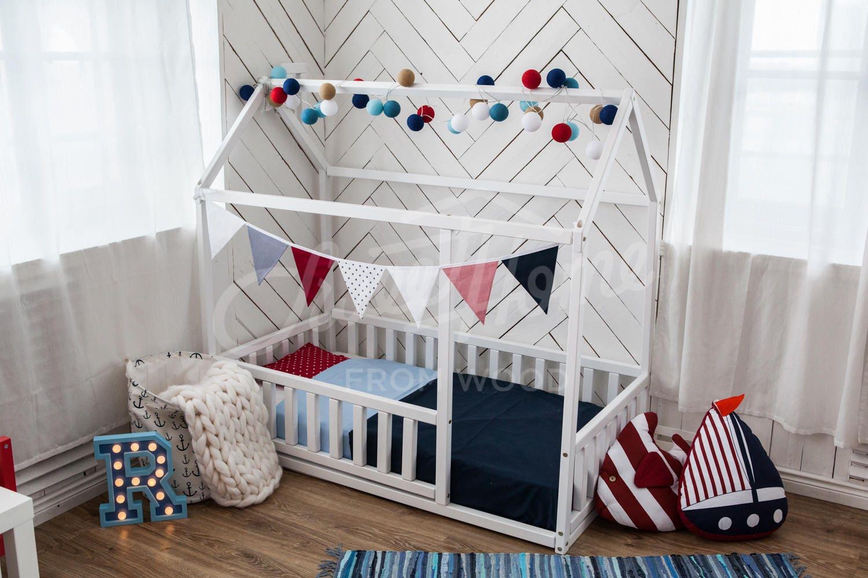 enfants lit taille de lit lit en bois massif lit b b lit. Black Bedroom Furniture Sets. Home Design Ideas