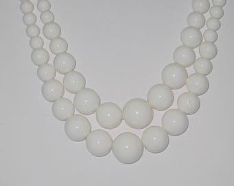 L-45 Vintage Cute Necklace choker beads