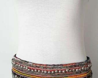Belt vintage KUCHI Afghanistan