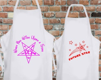 Order of Eastern Star Aprons