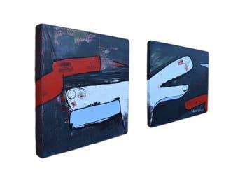 Abstrtact Art, Original painting, Canvas Art, Abstract Painting, Modern Art,Wall Painting, Handmade, Wall Art, Acrylic Painting, Art