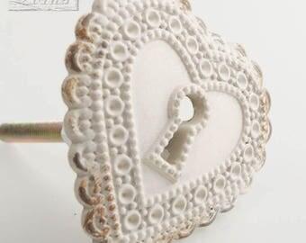 Antique  Knobs Drawer Knob Dresser Knobs Ceramic Knobs / Kitchen Cabinet Knobs Pull Handle Decorative Furniture Hardware