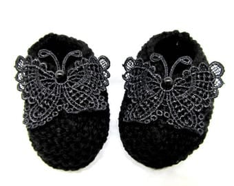 baby booties for 3 months for gift, wedding ceremony