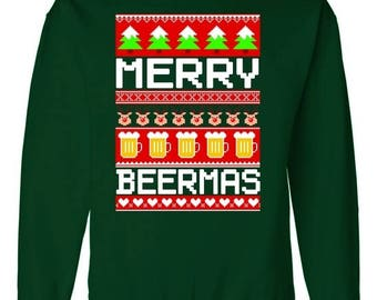 Beer sweater | Etsy