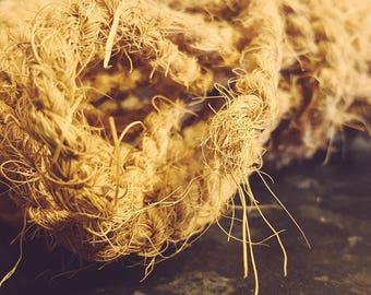 10m Coconut bondage rope