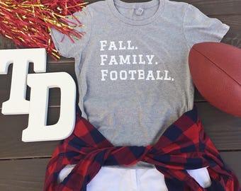 Fall Gameday - Womens Football Shirt