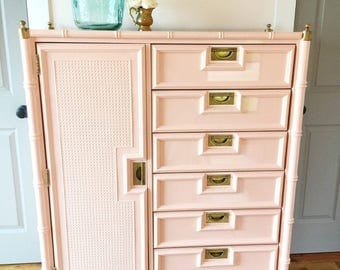 Vintage Stanley Chest of Drawers