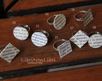 Literary RINGS pages